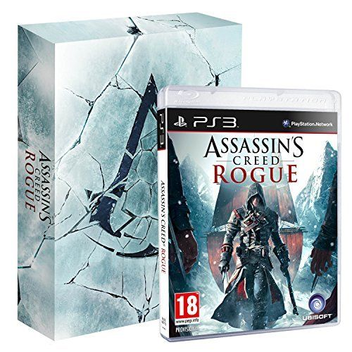 Assassin S Creed Rogue Collector S Edition Ps3 By Ubisoft Http