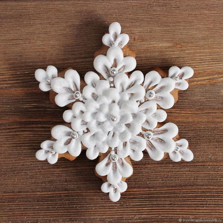 Photo of Snowflake cookie – holiday 101