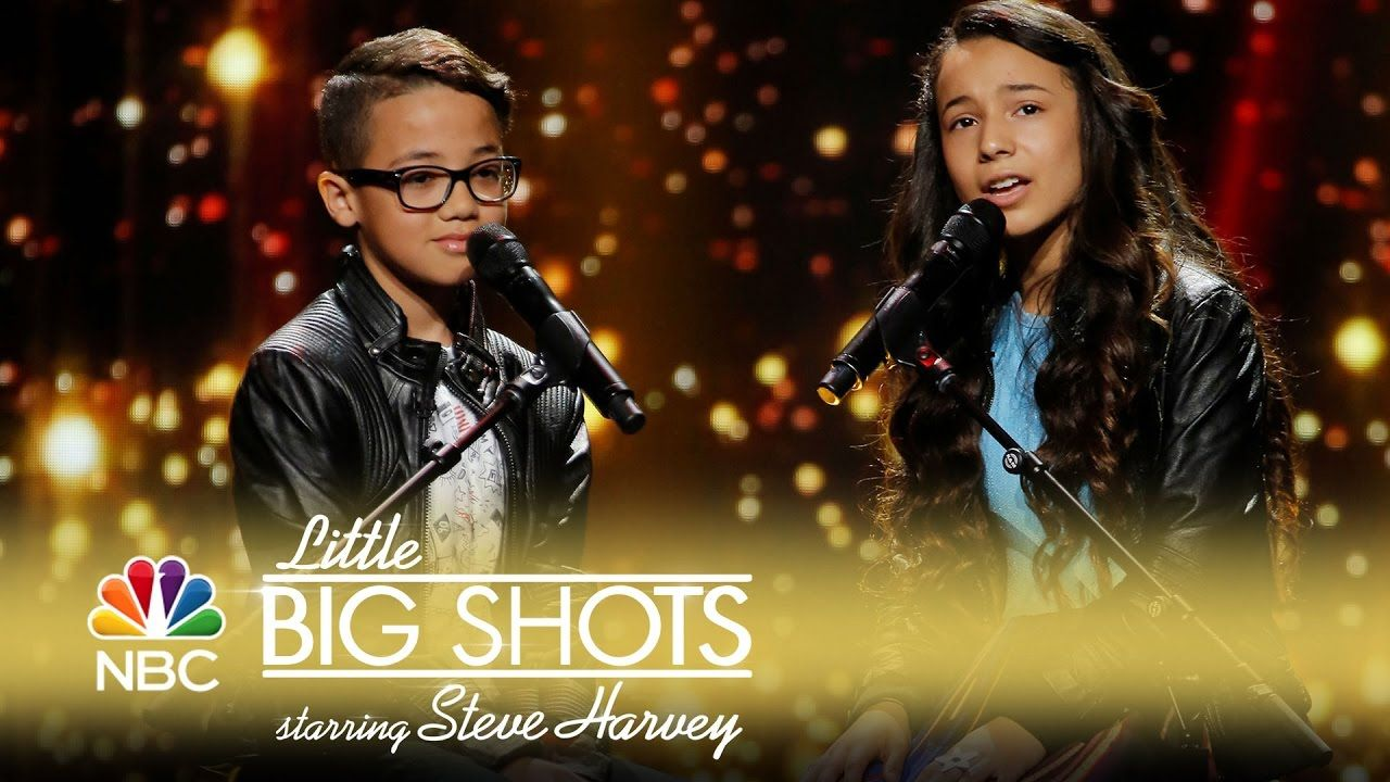 Little big shots angelic voices episode highlight rising stars