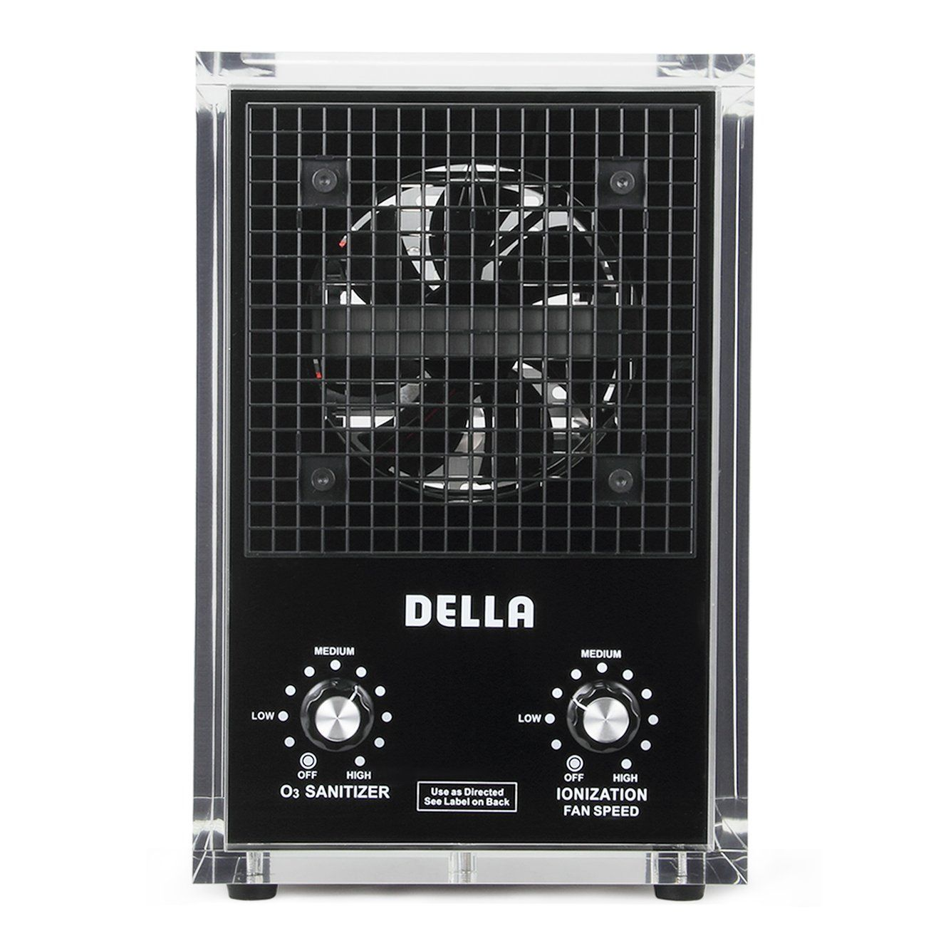 New Living Air DELLA Purifier Ionizer Ozone Generator