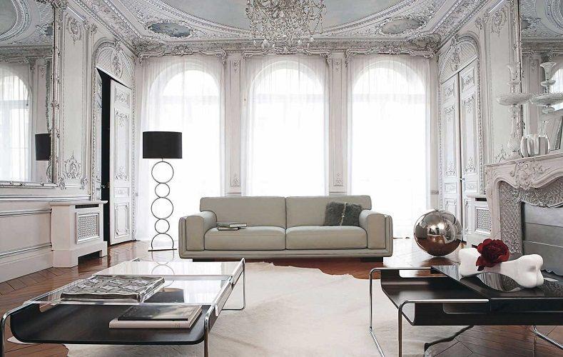 Anwendung von Modernen Stehlampen für Wohnzimmer die Beleuchtung ist