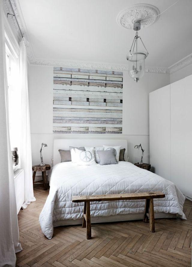 20 formas de decorar un dormitorio en blanco - Blog Tendencias y ...