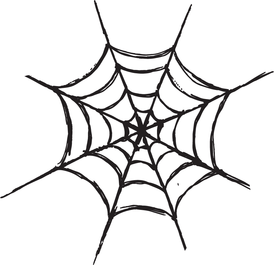 small resolution of spiderweb halloween party clip art free clipart images clipartix