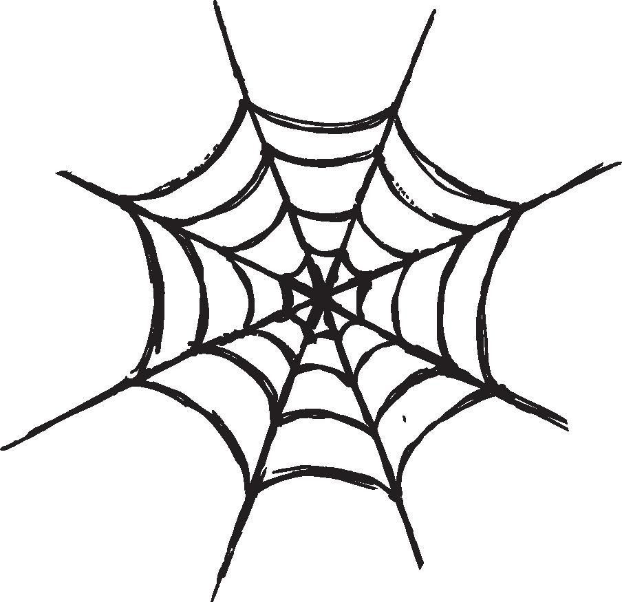 spiderweb halloween party clip art free clipart images clipartix [ 904 x 875 Pixel ]