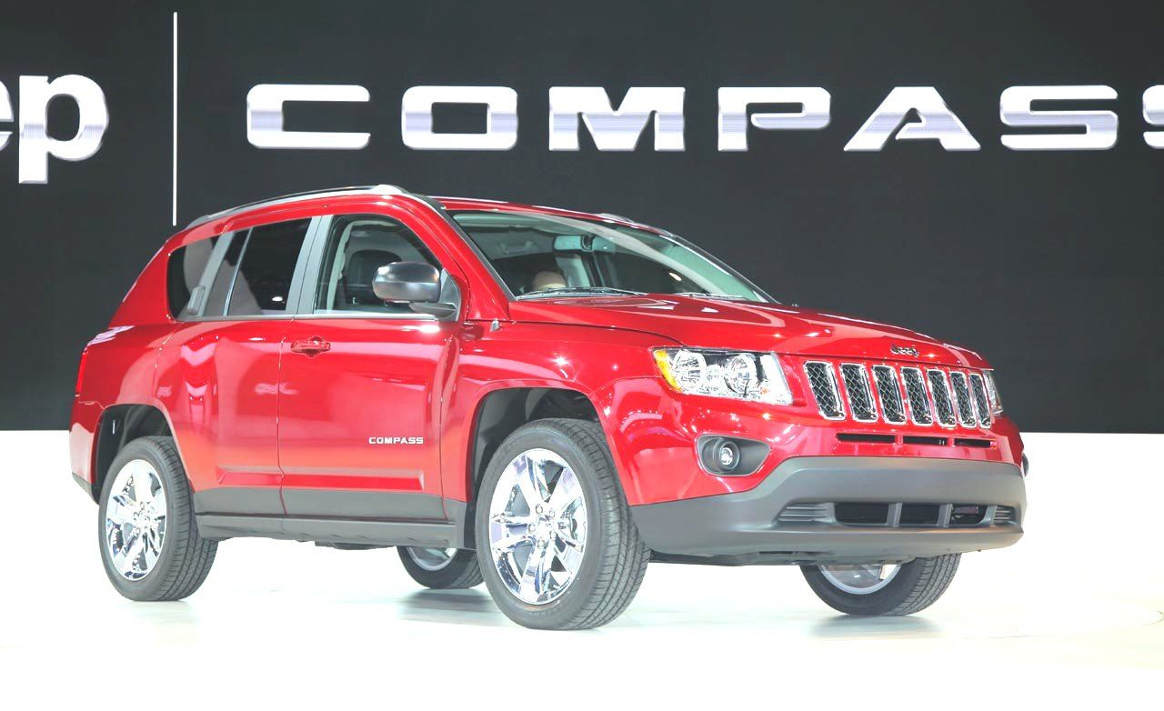 2015 Jeep Compass redesigns photos Jeep compass, Jeep