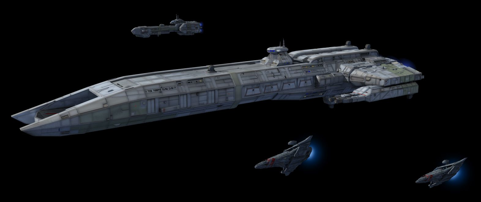 Page 80 of 91 Ship art posted in Star Wars Edge of