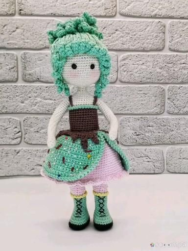 Photo of crochet doll pattern pdf, amigurumi doll crochet pattern, handmade doll pattern, amigurumi tutorial,