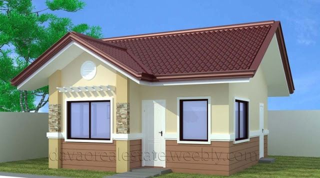 Image Result For Small House Roof Design Simple House Plans Small House Design Plans Small House Roof Design