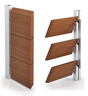 modelos brise soleil madera lamas orientables stuff i could make pinte. Black Bedroom Furniture Sets. Home Design Ideas