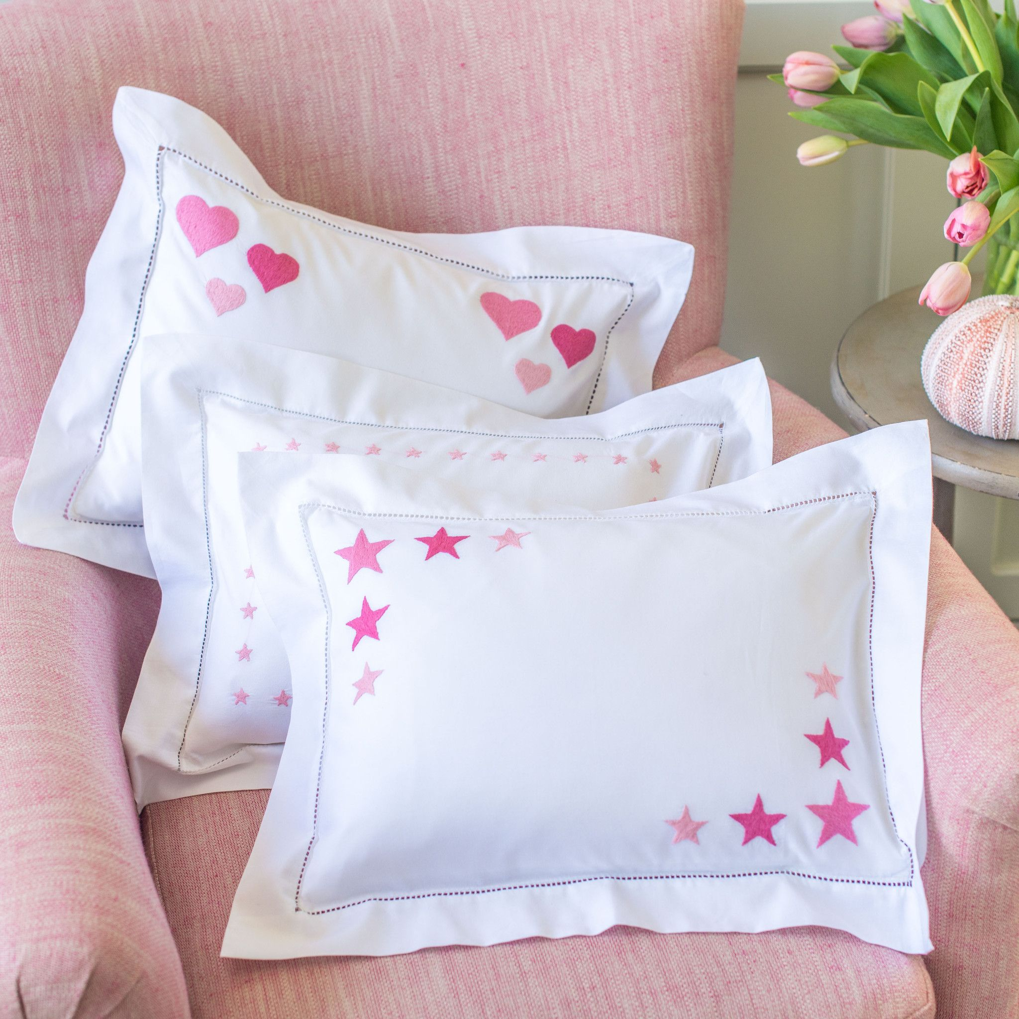 new baby pillowcase with