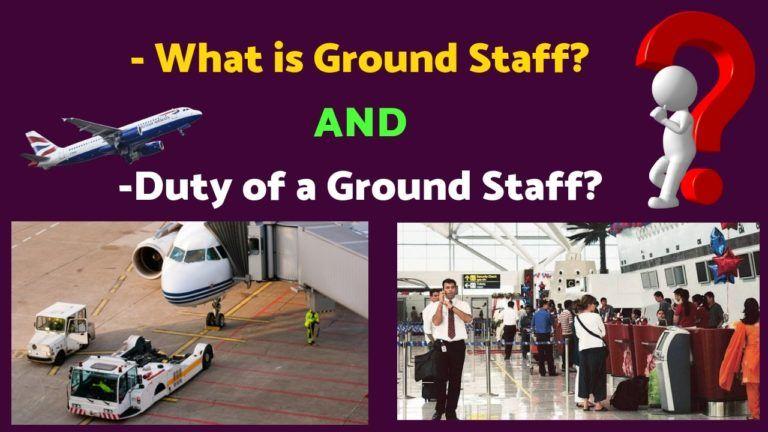 Ground Staff Airline jobs, Airport jobs, Cabin crew salary