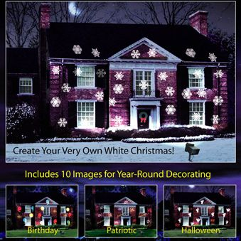 Mr Christmas Projector.Panoramic Motion Projector By Mr Christmas Holiday Image