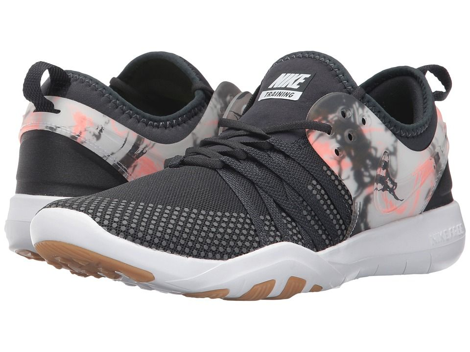 0fd567bfed924 Nike Free TR 7 Women's Cross Training Shoes Anthracite/Anthracite/White/Lava  Glow
