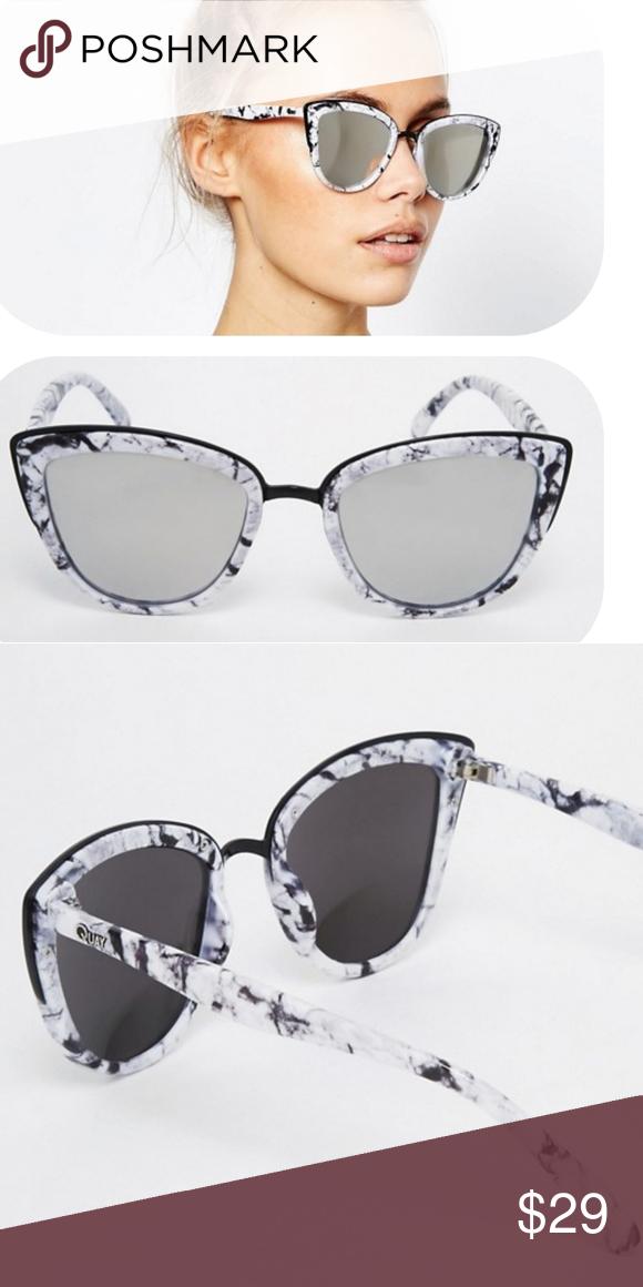 QUAY Come Around Sunglasses Tortoise Brown