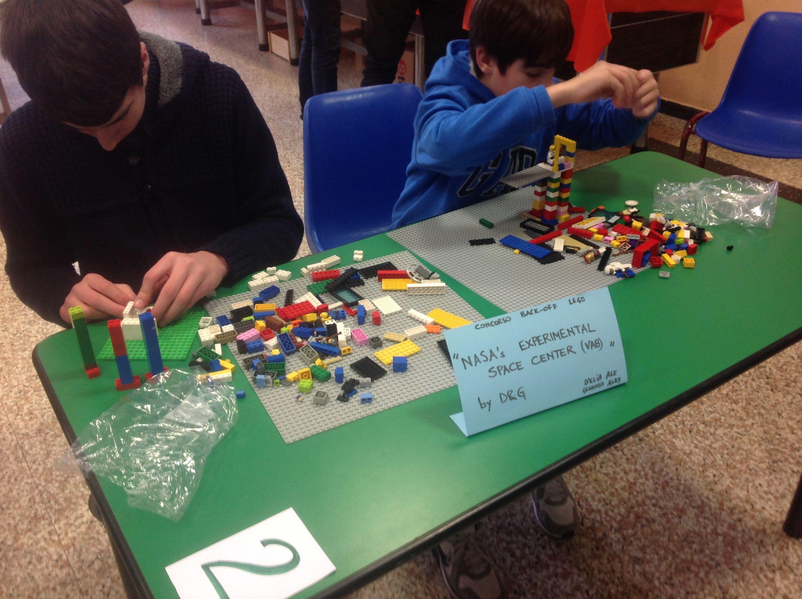 Lego scuola primaria 2015