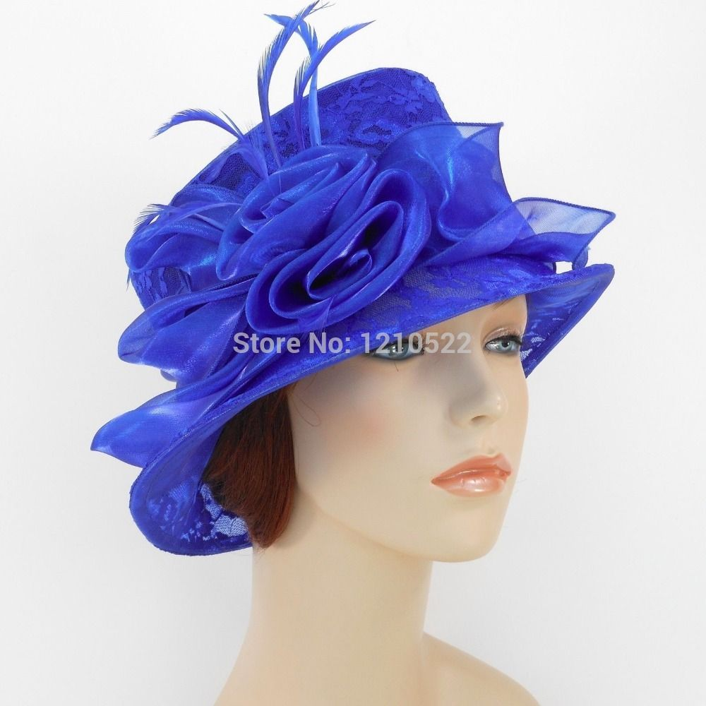 Online Buy Wholesale organza hat from China organza hat ... 007c1e3b8ce