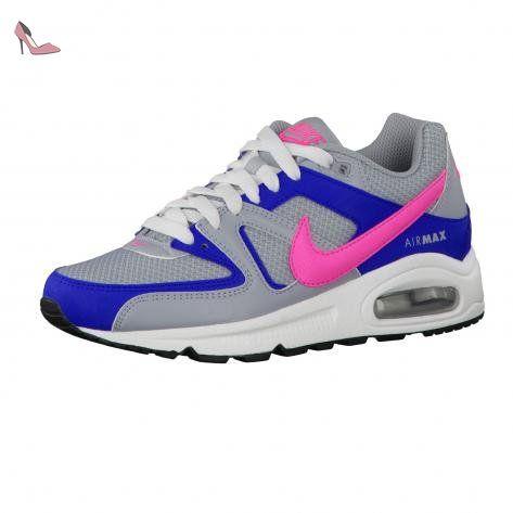 timeless design 02d6e 2b0ed ... cheapest nike air max command chaussures de course femme gris  grigiolight 3c36d 3d33f