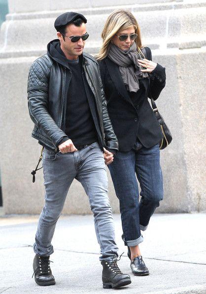 07c4f9fb6eaf Jennifer Aniston Boyfriend Jeans - Jennifer Aniston was spotted out in New  York…