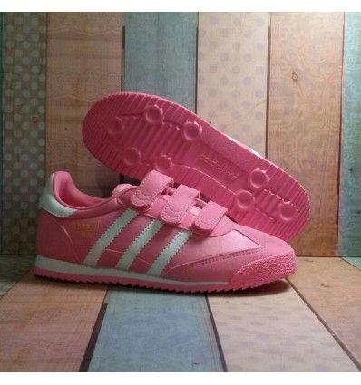 Jual Sepatu Adidas Dragon Soft Pink Original Beli Disini