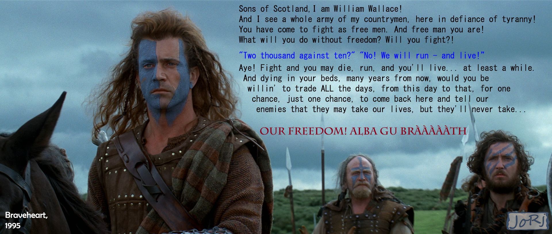 Gay Braveheart Spoof Kicks Off International Image Festival