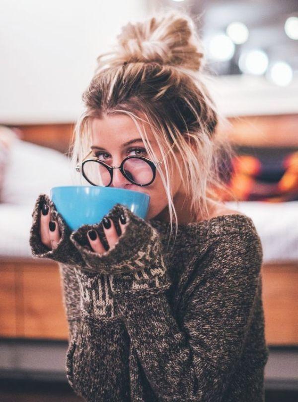 40 echte Frauen (keine Modelle) Winter Frisuren zum Versuch 2018
