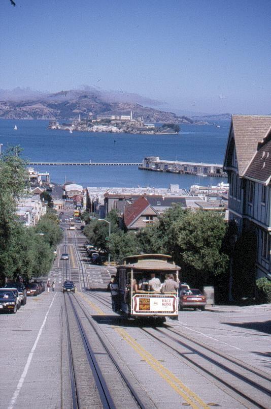 San Francisco, California - business trip
