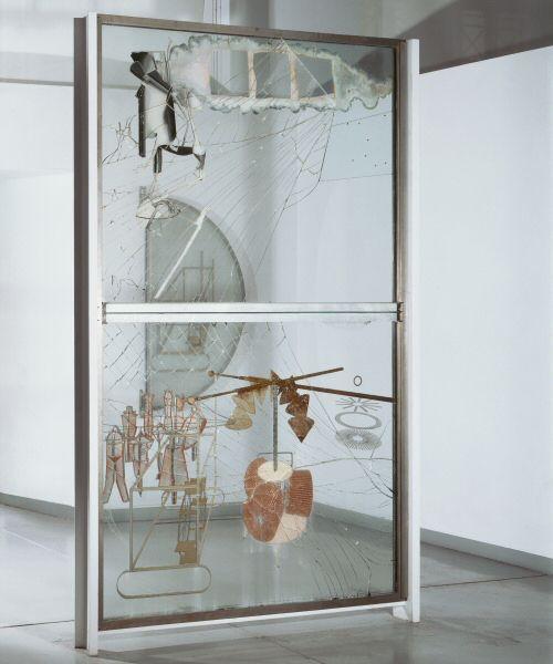 Marcel Duchamp 7 brides