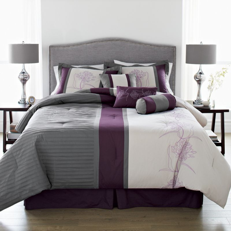 Lauren Taylor \'Ilyana\' 7-Piece Comforter Set - Sears | Sears Canada ...
