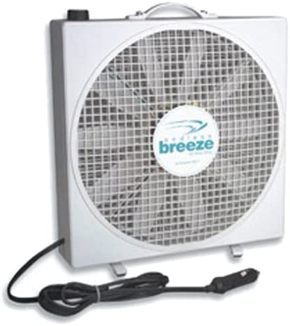 Amazon Com Fan Tastic Vent 01100wh Endless Breeze 12 Volt Fan Home Kitchen In 2020 Portable Fan Box Fan Dry Camping