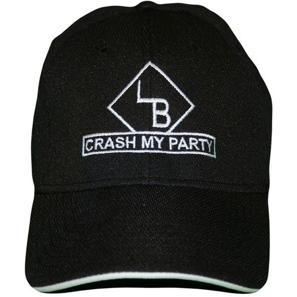 47830c726871d Luke Bryan Crash My Party Hat ( 25) ❤ liked on Polyvore featuring  accessories