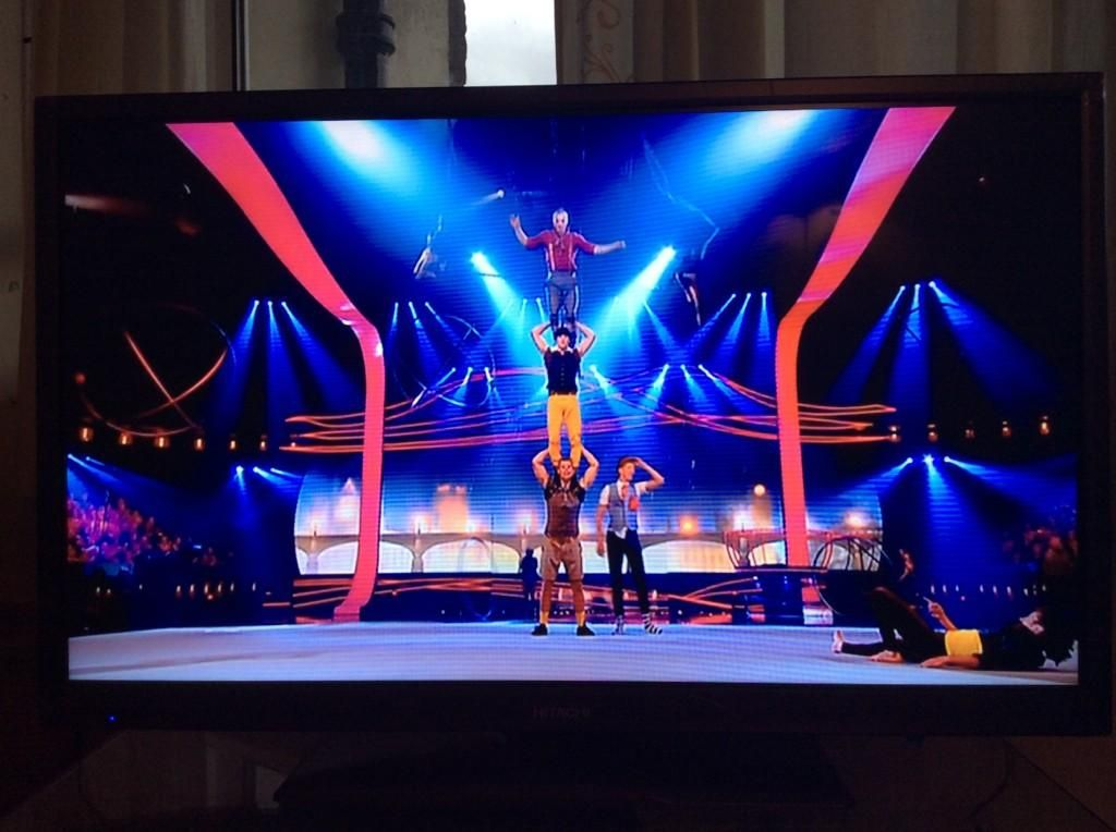 Circulus on BBC One - the 4th episode of Tumble!