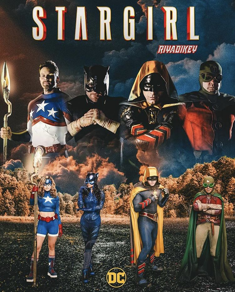 Pin By Jerod D Mott On Arrowverse Dctv Dc Comics Series Justice Society Of America Justice League Villain