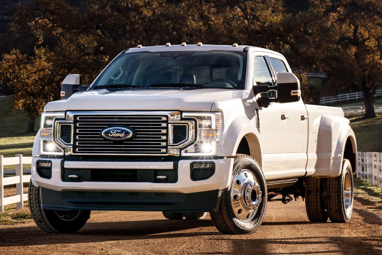 2020 Ford F 450 Super Duty Pickup Trucks Ford Super Duty Super Duty Trucks