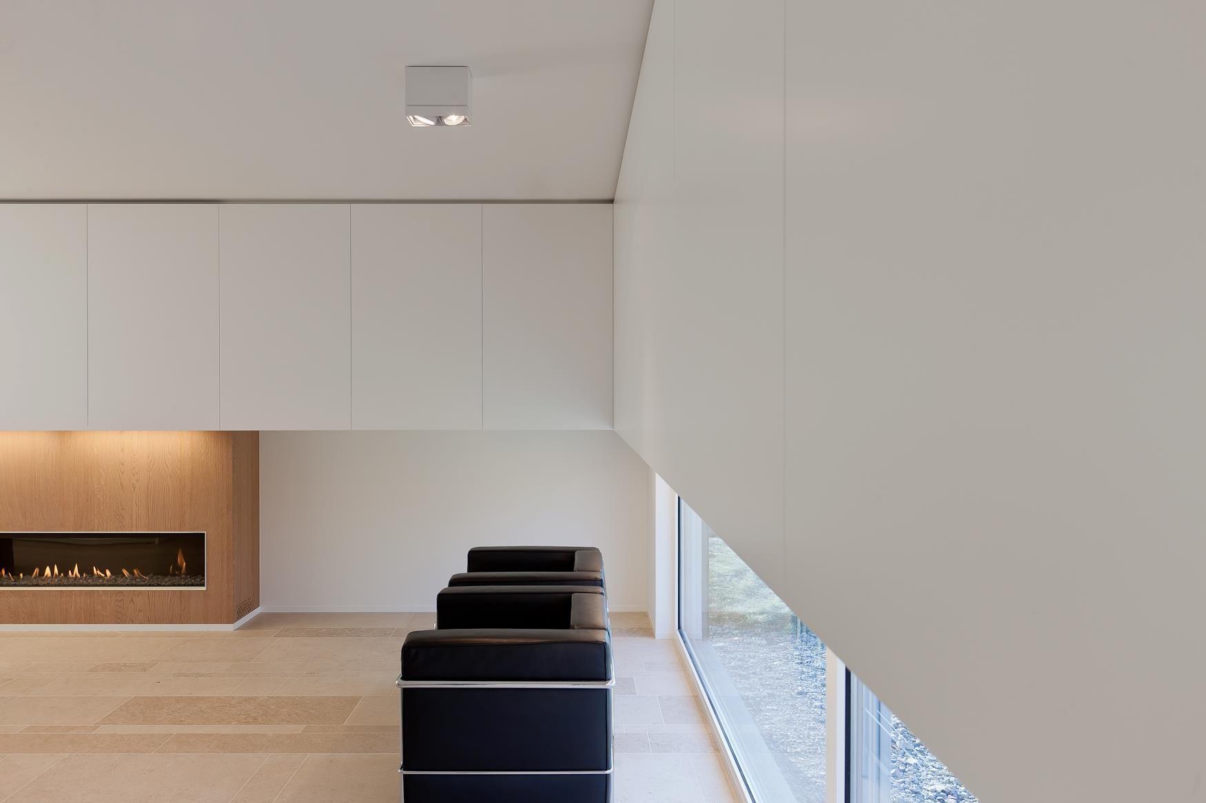 Interior by Belgian architect Filip Deslee. | home design ...