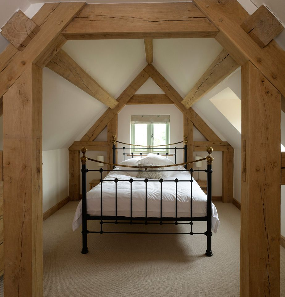 Oak Frame Project Gallery In 2019: Oak Framed Houses, Oak Framed