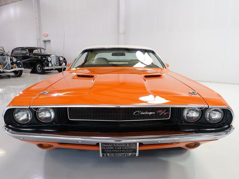 1970 Dodge Challenger R T Hardtop Dodge Challenger Challenger Dodge