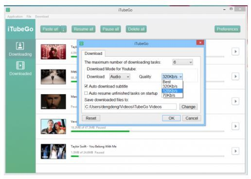 iTubeGo YouTube Downloader is a powerful downloader tool