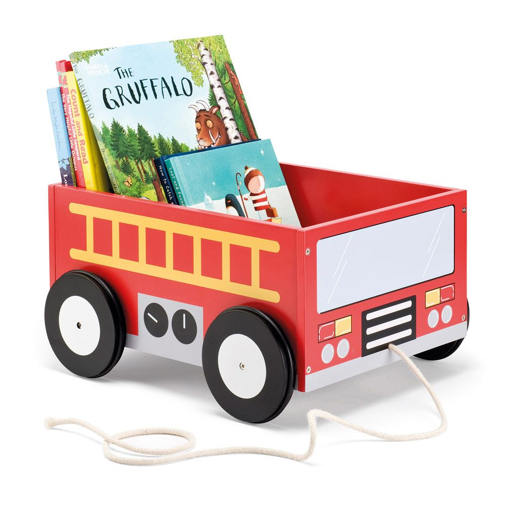 Toys toy boxes and fire trucks on pinterest - Explore Kid Toy Storage Storage Cart And More