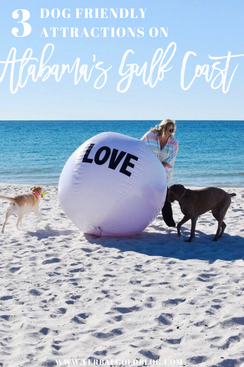 3 Dog Friendly Attractions On Alabama's Gulf Coast (With