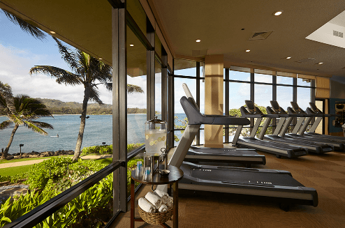 the world's most luxurious hotel gyms(画像あり)  ジムルーム