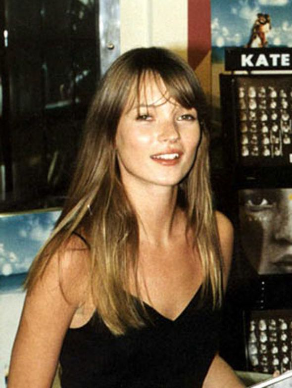 Kate Moss at 40: Iconic hairstyles from three decades in ...