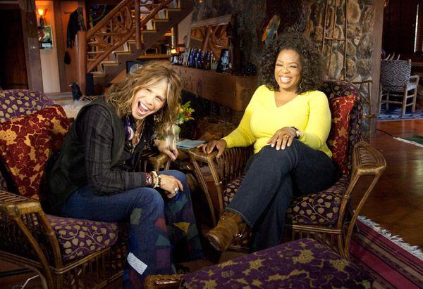 oprah.comOprah Interviews Steven Tyler - Aerosmith's Steven Tyler Interview