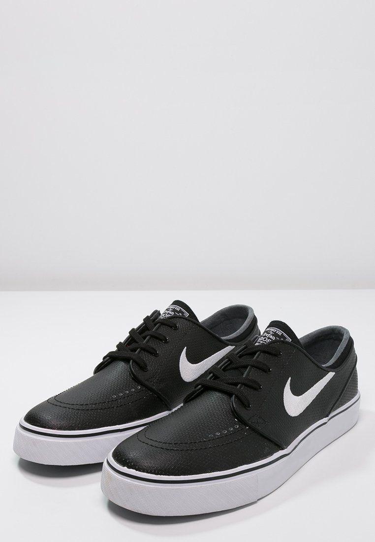 best website 2ae5d d37cf Nike SB ZOOM STEFAN JANOSKI - Sneakers laag - black white wolf grey -  Zalando.nl