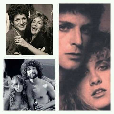 Lindsey and LeeLee Buckingham | Lindsey buckingham, Stevie ... |Stevie Nicks And Lindsey Buck