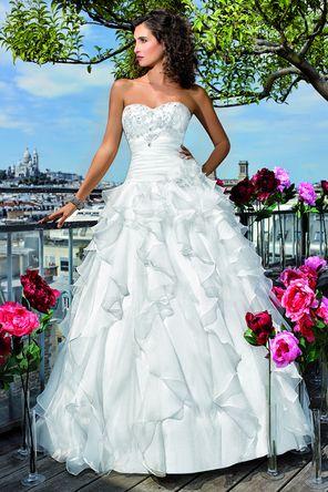 Tati Mariage, les plus bas prix ! Découvrez nos Robes de Mariée vendues en  ligne et commandez notre Catalogue Tati Mariage complet.