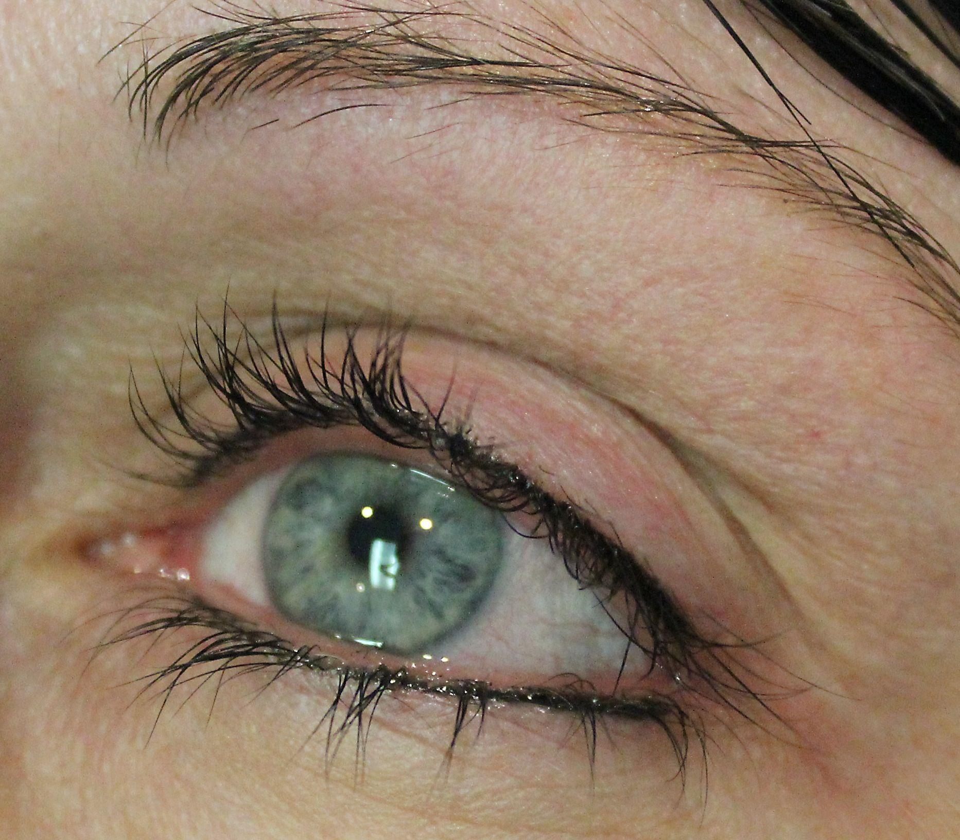 Upper & Lower Eyeliner, eyeliner tattooing, cosmetic