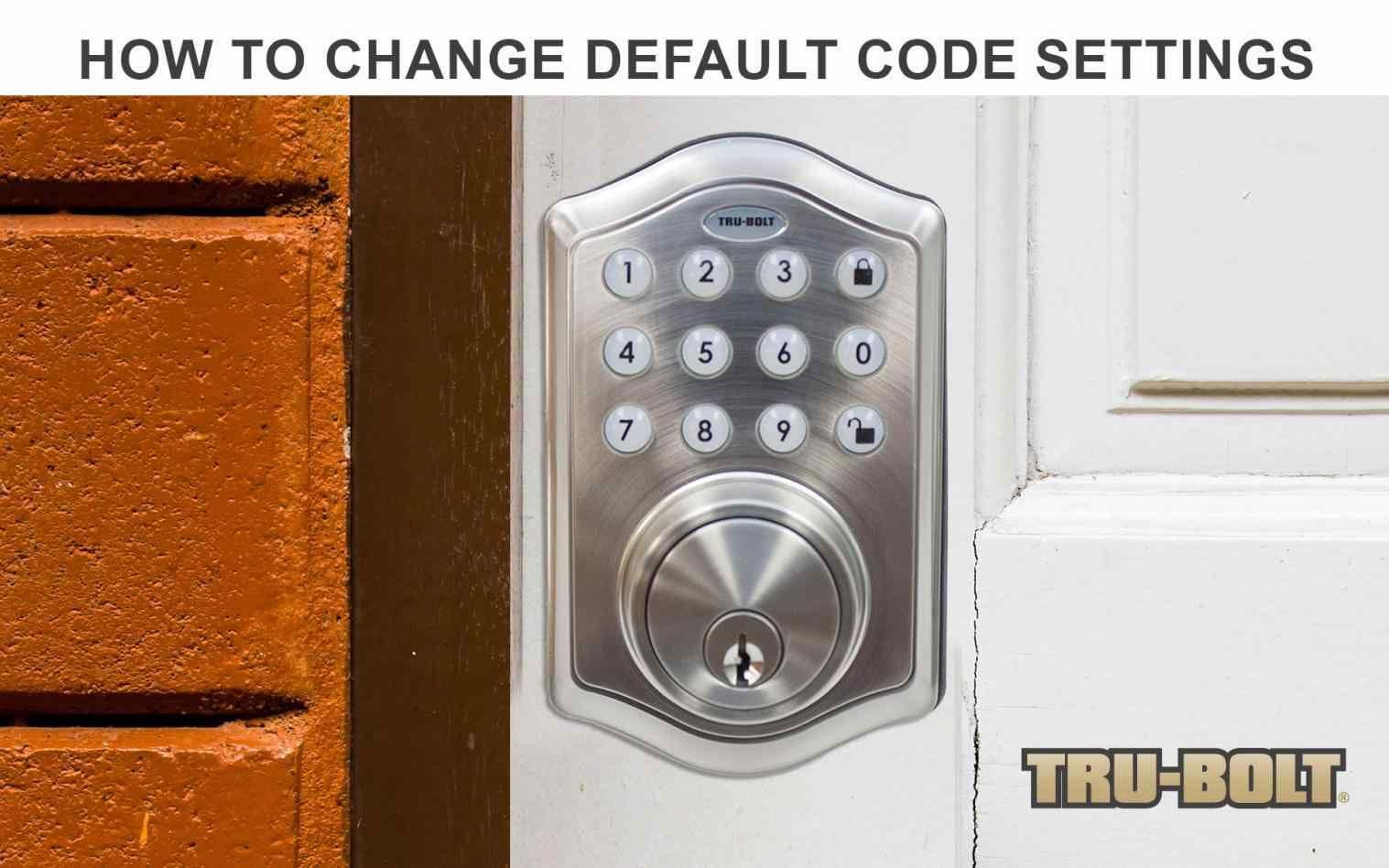 Keypad Door Lock Schlage Electronic Deadbolt Keypad Door Locks Deadbolt