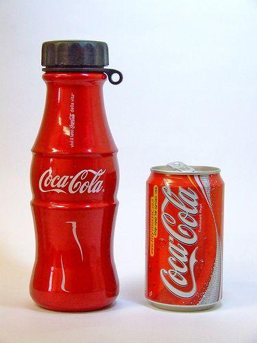 Coca-Cola 600 ml Aluminum Bottle - Milan