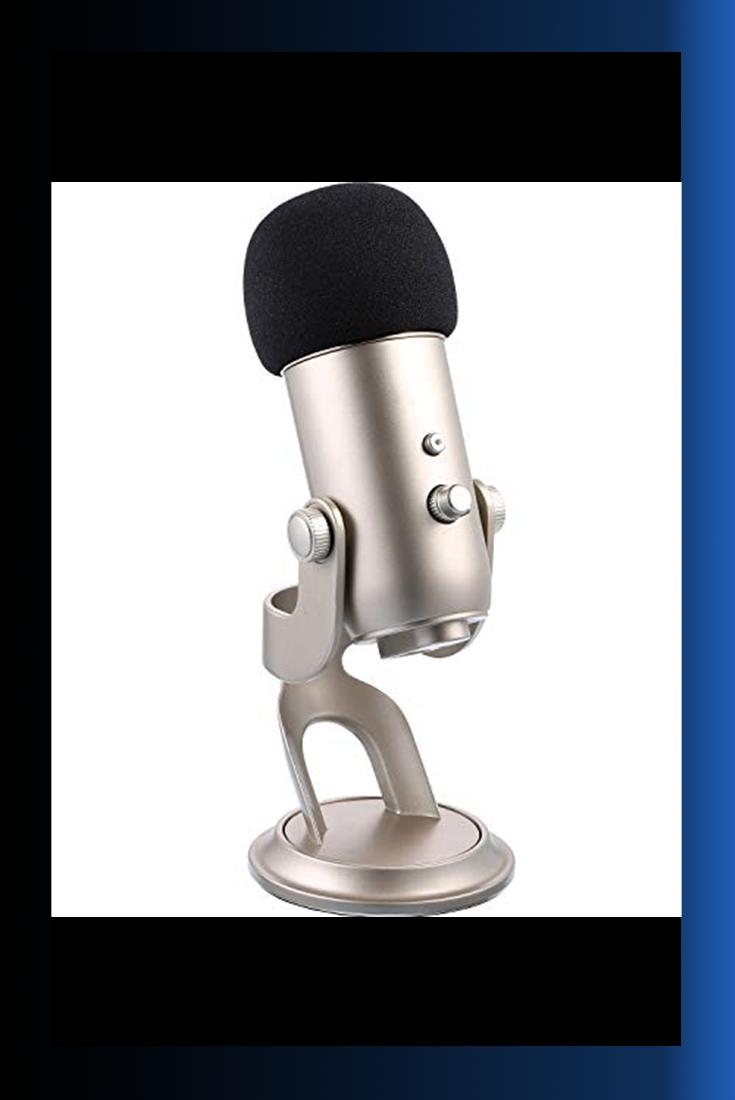 Tiene Funcion De Grabacion De Audio Cardioid Modo Stereo Modo Omnidireccional Y Bidireccional La Grabacion De Audio Es Completamen Microfonos Microfonos Usb