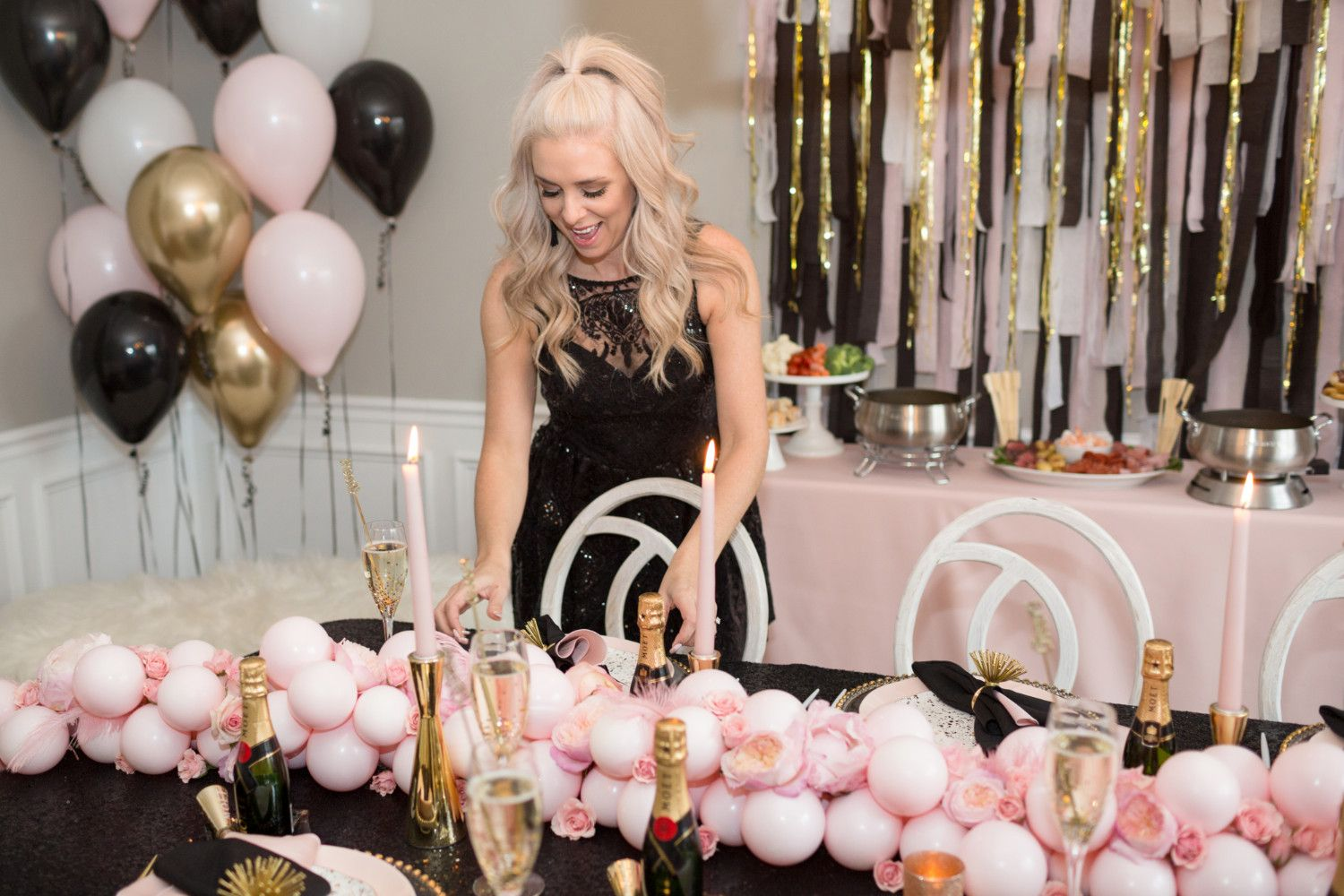 Glam Home New Year S Eve Party That Is Parent Kid Approved New